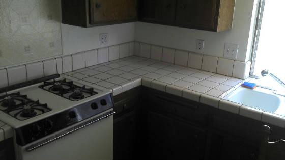 Liquid Granite Kitchen